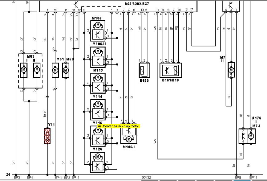 W163 fuse wiring diagram 02 heat