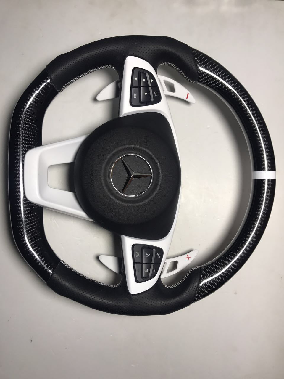 Revotech Presents Carbon Fiber Interior Steering Wheel Upgrade Forums