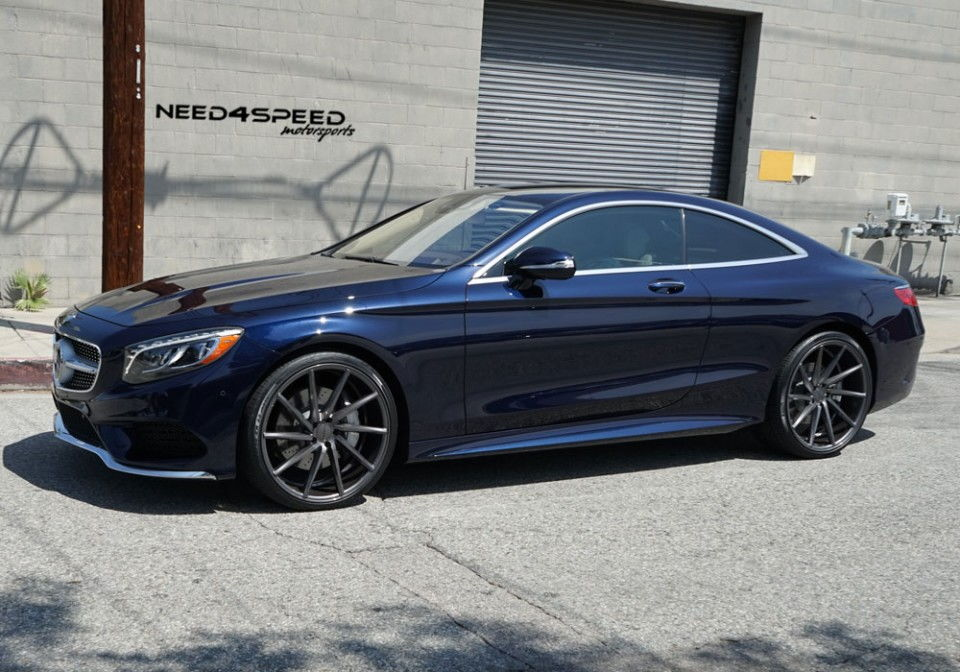 2017 S550 Coupe >> New Mercedes S550 Coupe | UK Edition | Vossen CVT | 22x9 22x10.5 | Your Thoughts? - MBWorld.org ...