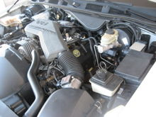 '95 MERC Engine Bay