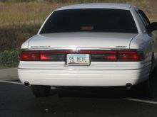 Dual Exhausts On Your 92 95 Grand Marquis Will Ad 20 Horse According To Ford Motor Co I Bought The Parts From Installed Them Myself Get