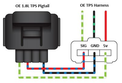 1.8 TB/TPS for use with 1.6 wiring - Miata Turbo Forum - Boost cars,  acquire cats.Miata Turbo Forum