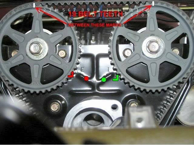 how to tell timing belt needs changing