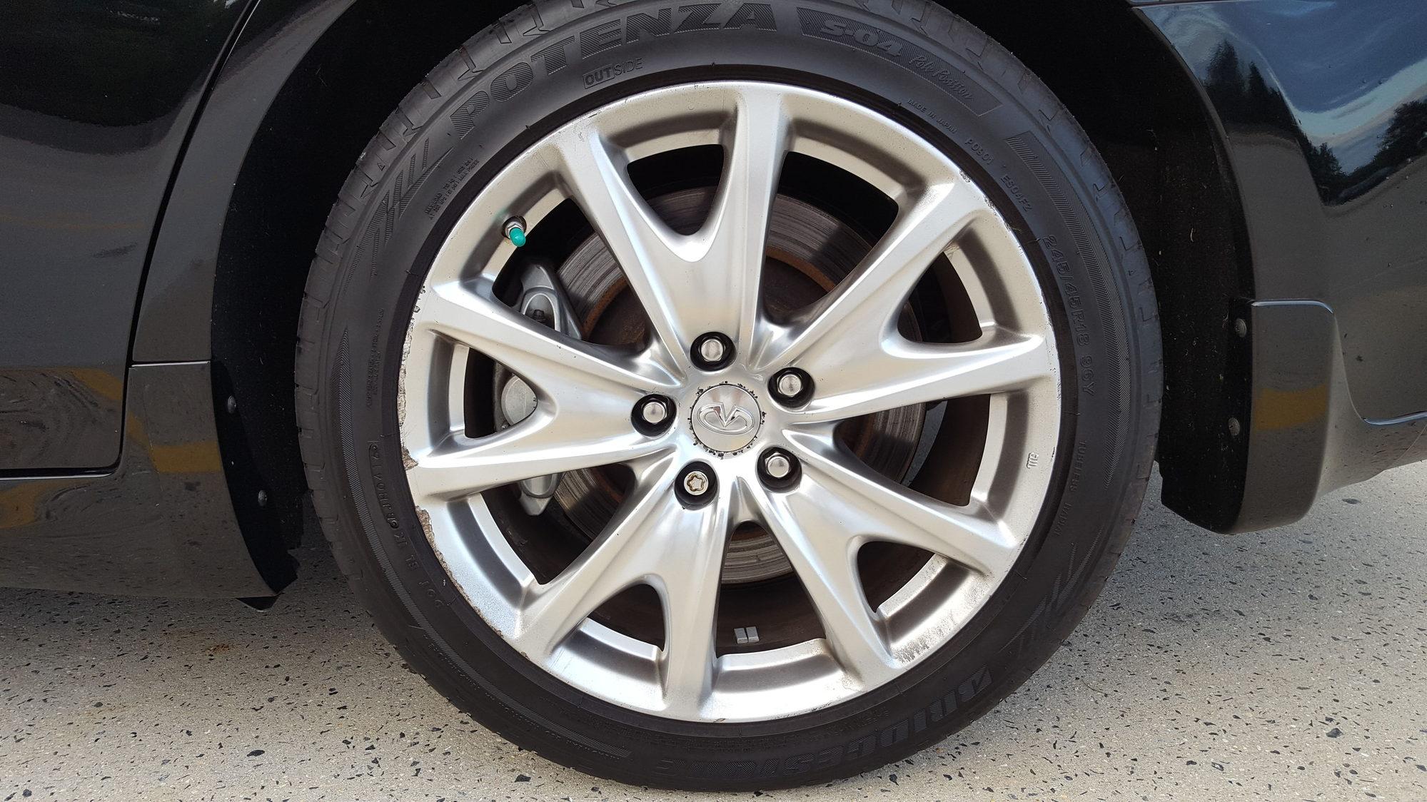 For Sale 2009 Infiniti G37s Sedan 6mt W  Winter Tires