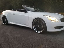 GHOST/ G37 on 22s