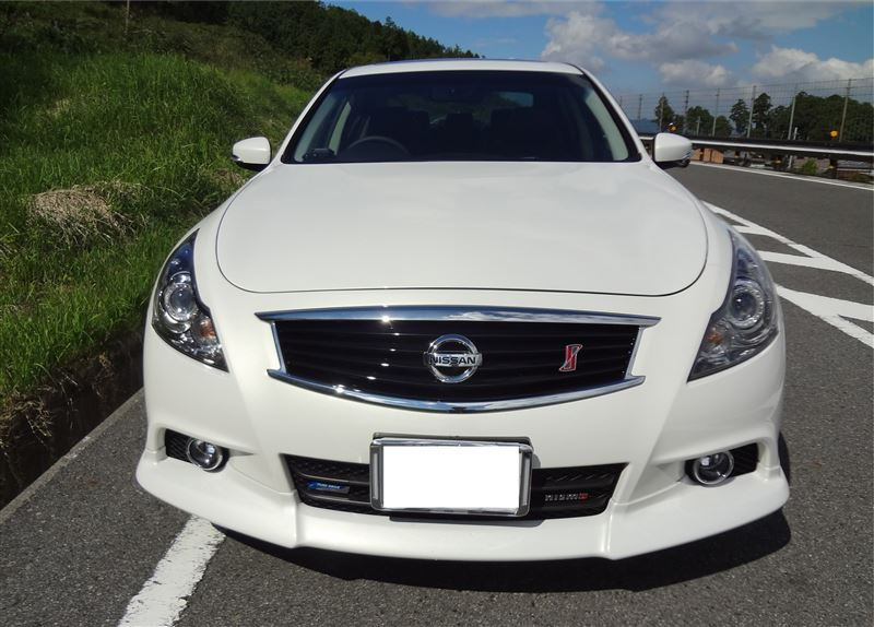 There have been a v36 vq37hr Nismo sedan    - MyG37
