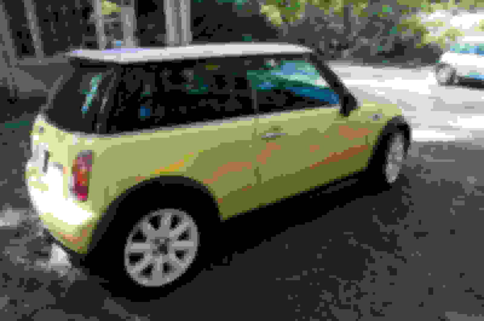 Exterior Accessories New Car Practical Magic Car Surface Clean Clay For Mini Cooper R52 R53 R55 R56 R58 R59 R60 R61 Paceman Countryman Clubman Coupe