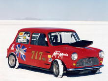 Fastest Classic Mini Cooper on record