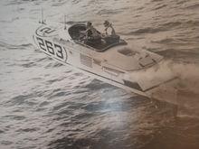 1967 Bahamas 500....GR  goes Airborne.