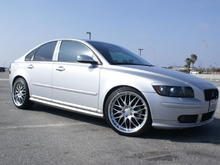 My featured Volvo S40 T5