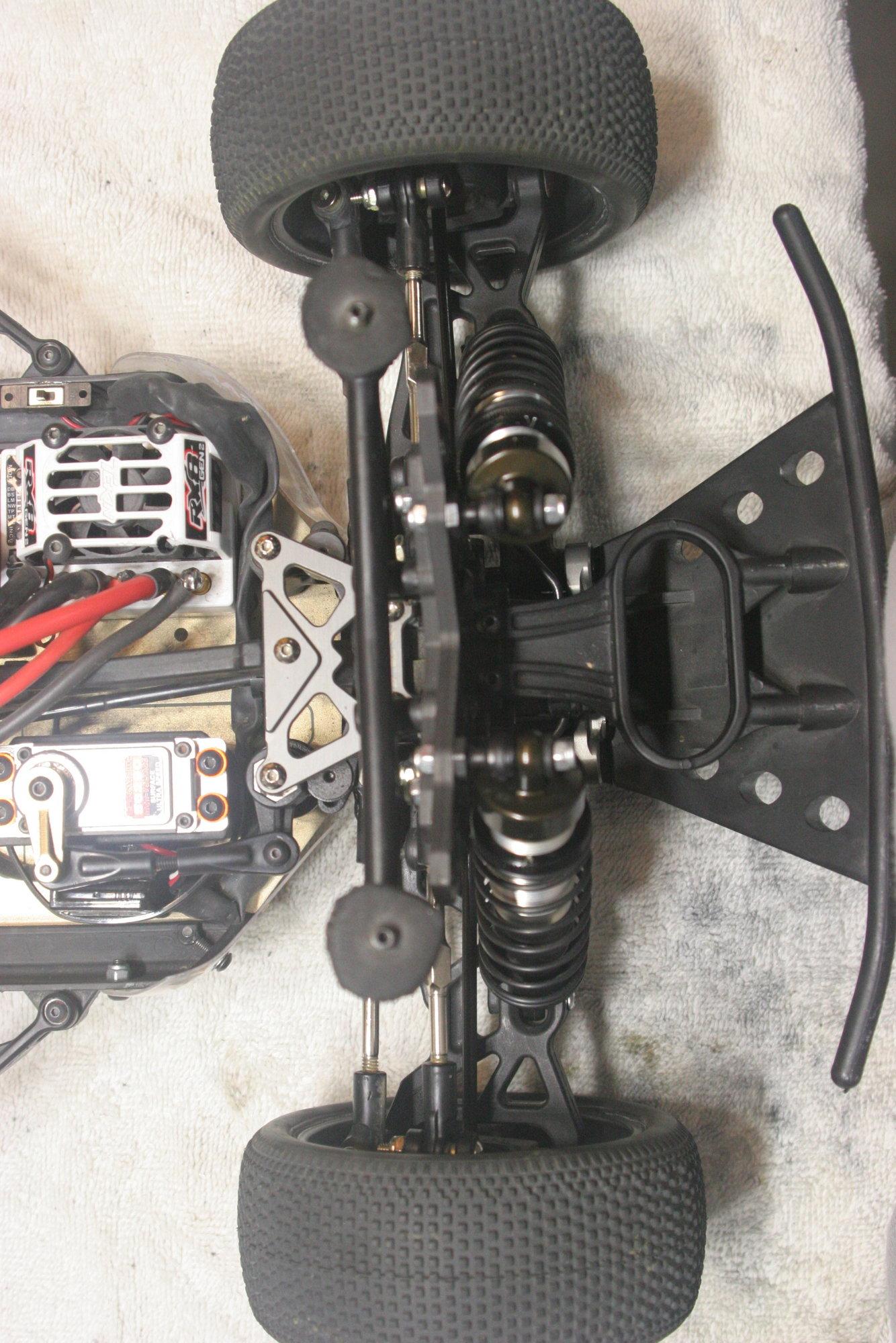 12mm Shocks Team Losi Racing 5089 Bladder Set 4 22
