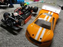 WGT class car  Wide (tire) GT