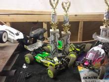 tlr buggy trophies