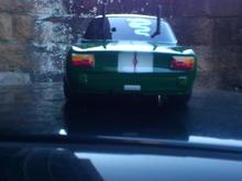 GTA with Mini Monte Carlo wheels  rear view