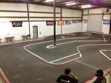 2012 GORC Track Layout at HotShotRC in Marietta, GA