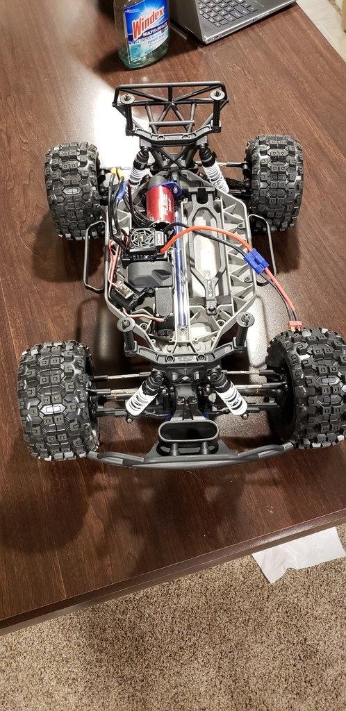 Traxxas Slash 4X4 VXL Brushless 1/10 4WD (Fox) - R/C Tech Forums