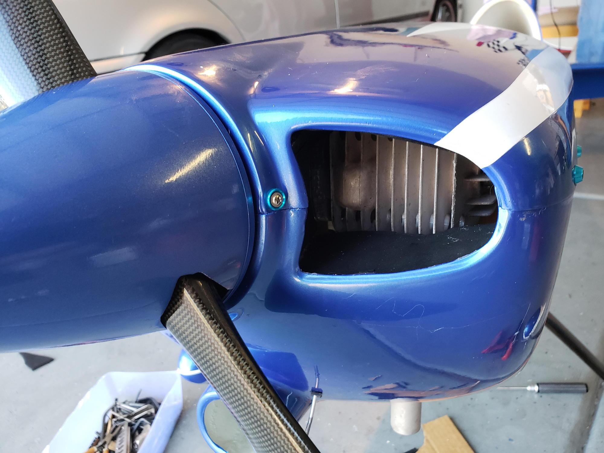 For sale 42% Pilot Edge with DA 150cc - RCU Forums