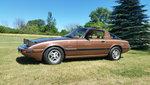 83 gsl 83,xxx 2 owner havana brown metallic camel leather interior
