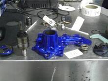 Rebuilding 20b pump