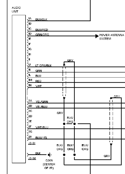 Aftermarket headunit install tips parts you need rx7club the full diagram is on page 9 here httprotaryheadspdf 3rdg20diagramspdf asfbconference2016 Images