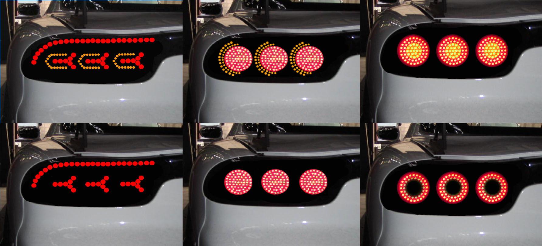 Making Custom Tail Lights Need Suggestions On Design