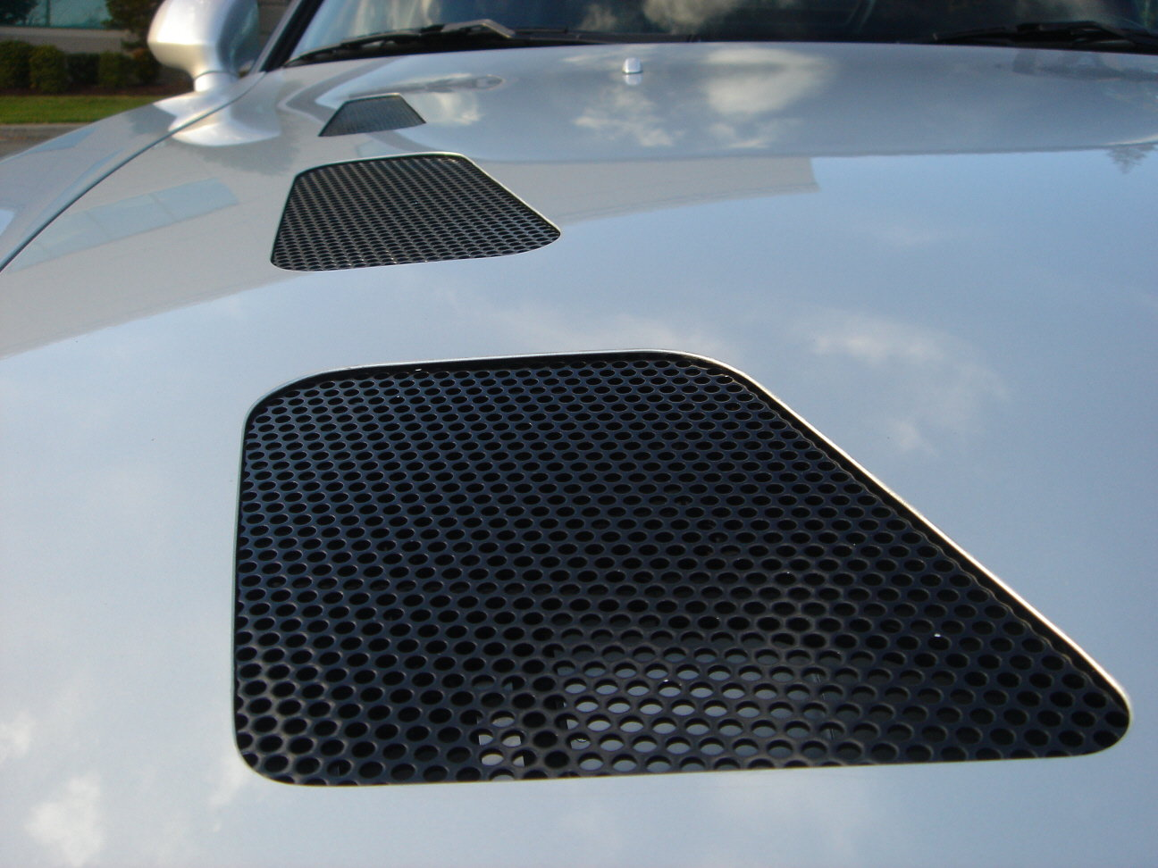 Diy Vented Aluminum Hood S2ki Honda S2000 Forums