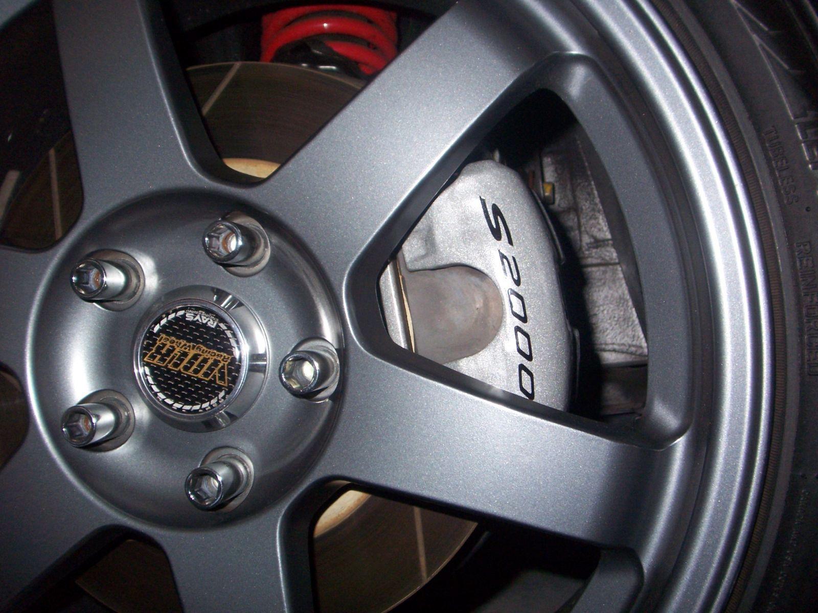 Painting Brake Calipers S2ki Honda S2000 Forums