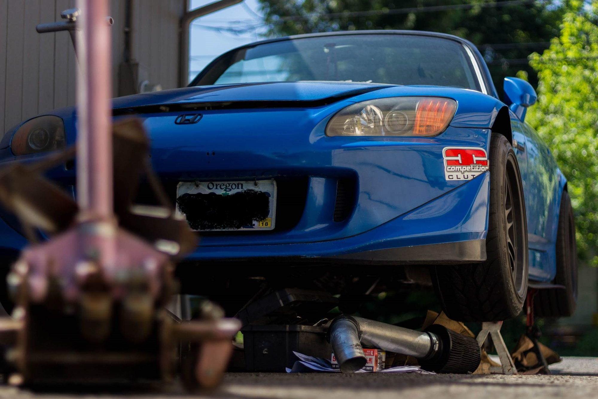 Genuine Honda 13321-PCX-003 Blue Main Bearing