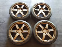 TE37s for sale