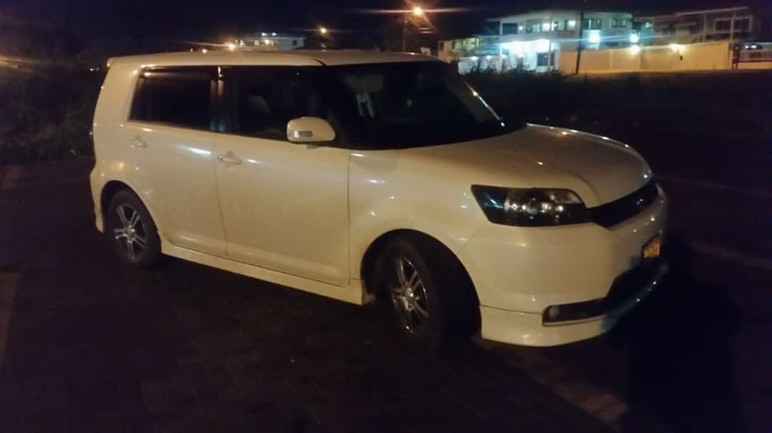 Toyota Corolla Rumion - Scionlife com