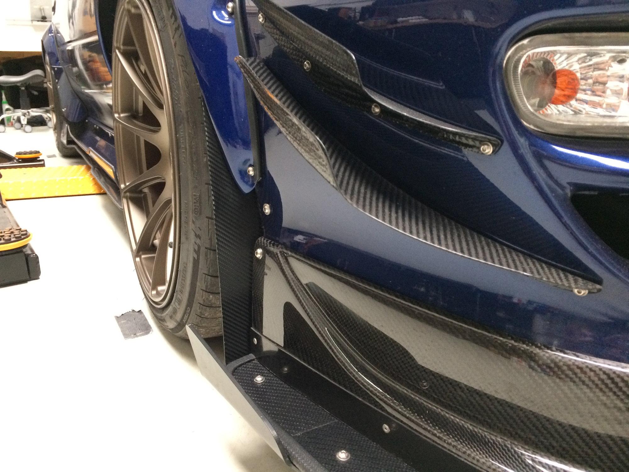GC8 Track Aero - Double Deck Rear Diffuser - Page 2