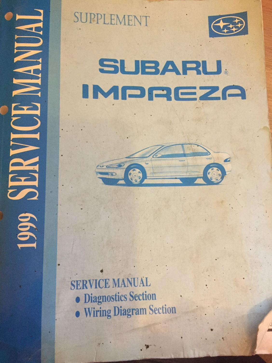 My99 Loom Run Without Immobiliser Unit Subaru Impreza Gc8 Wiring Diagram Let Me Know If You Need Any Pages Scanning