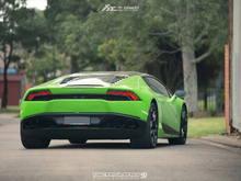 Lamborghini Huracan LP610 w/ Fi Exhaust