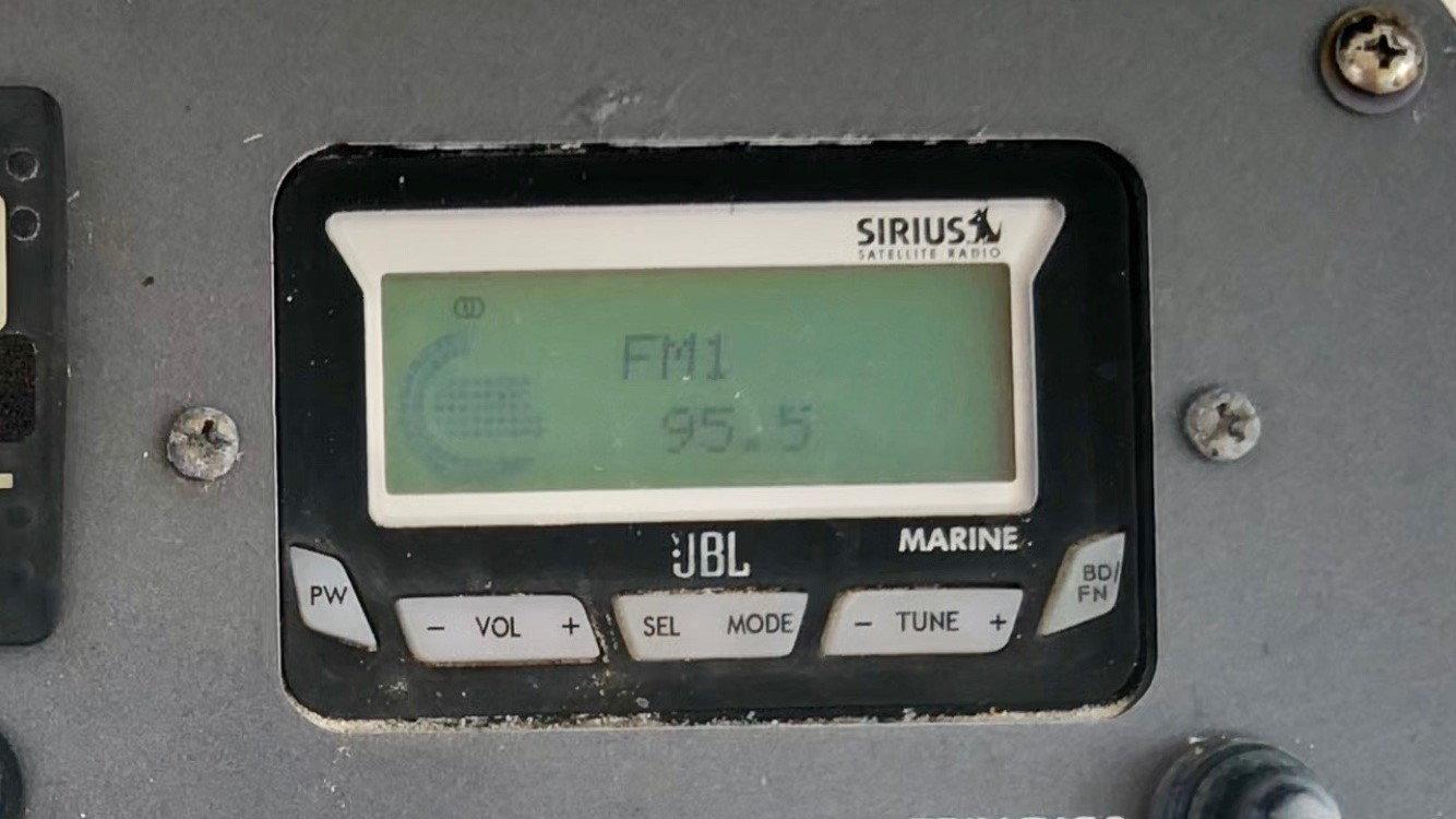 Jbl marine Mr 5 Manual on