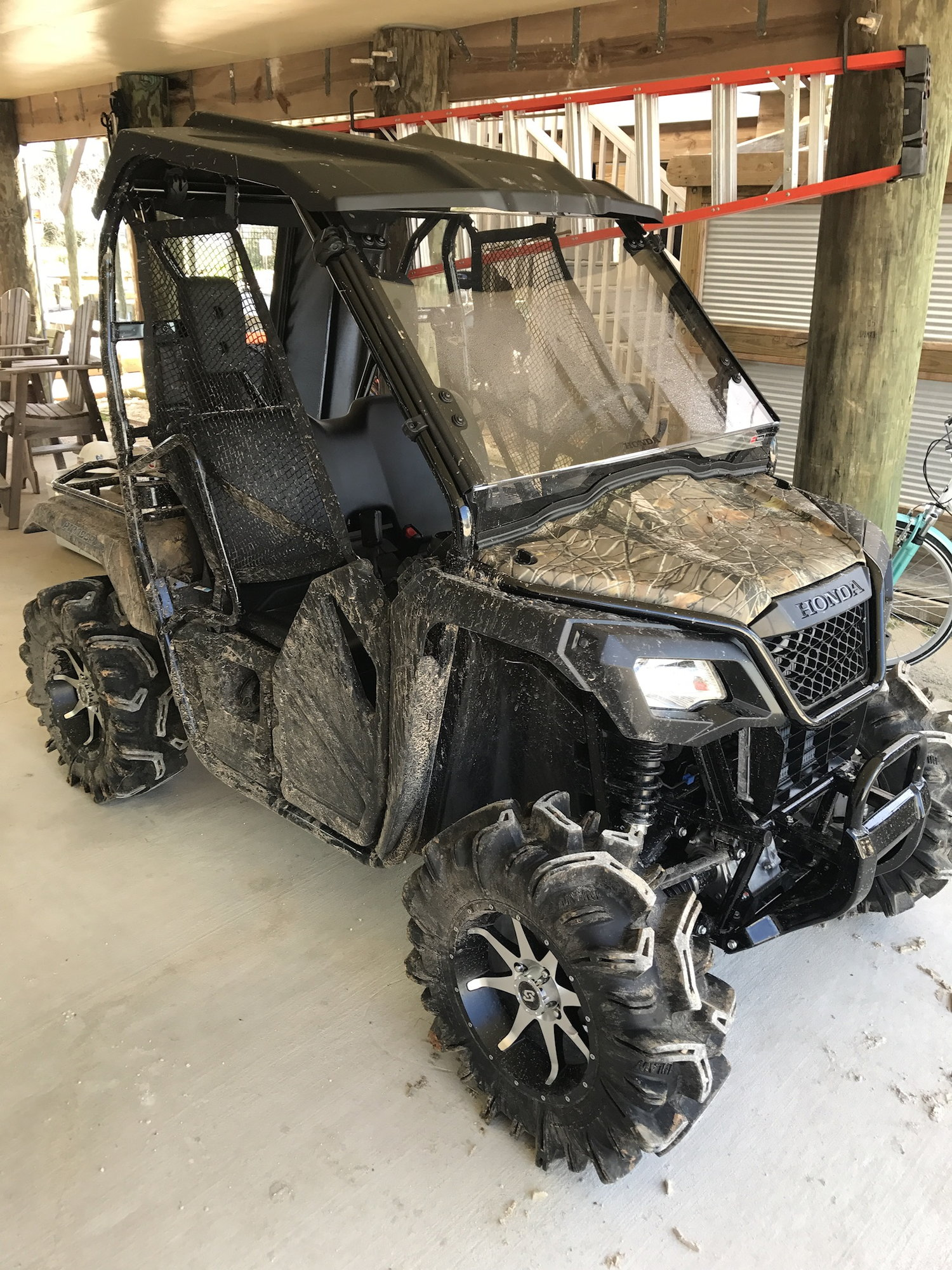 honda pioneer 500 automatic for sale the hull truth boating and fishing forum. Black Bedroom Furniture Sets. Home Design Ideas