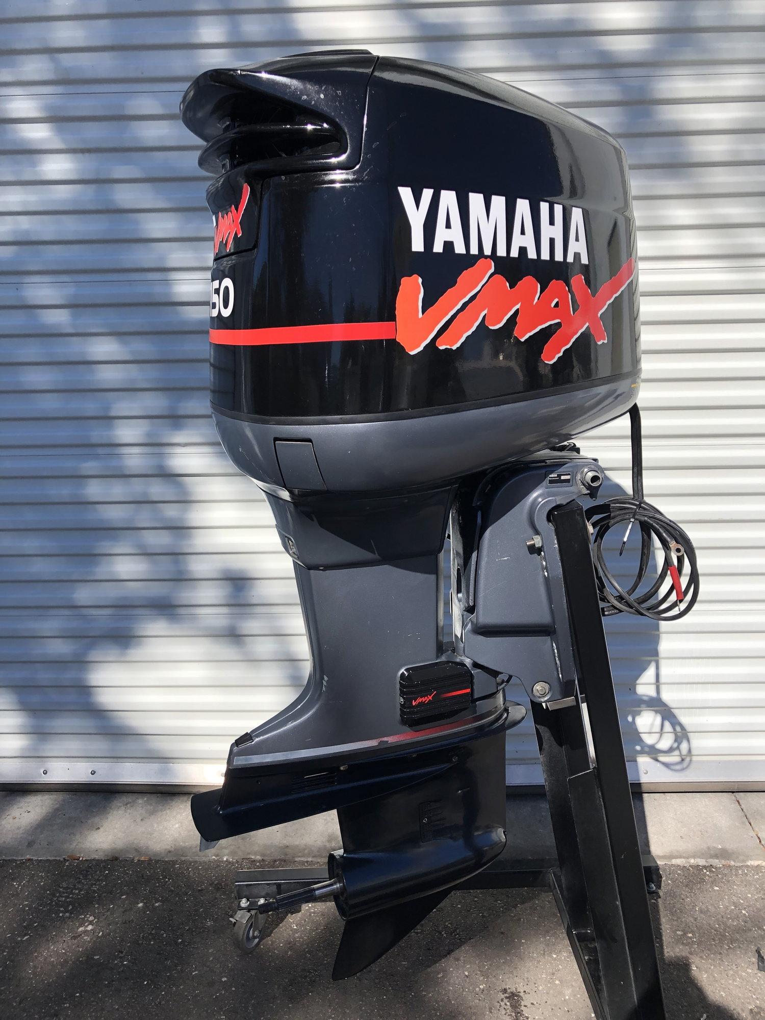 2003 150 Yamaha Vmax Outboard - The Hull Truth