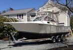 2004 Albemarle 268 Express Fisherman