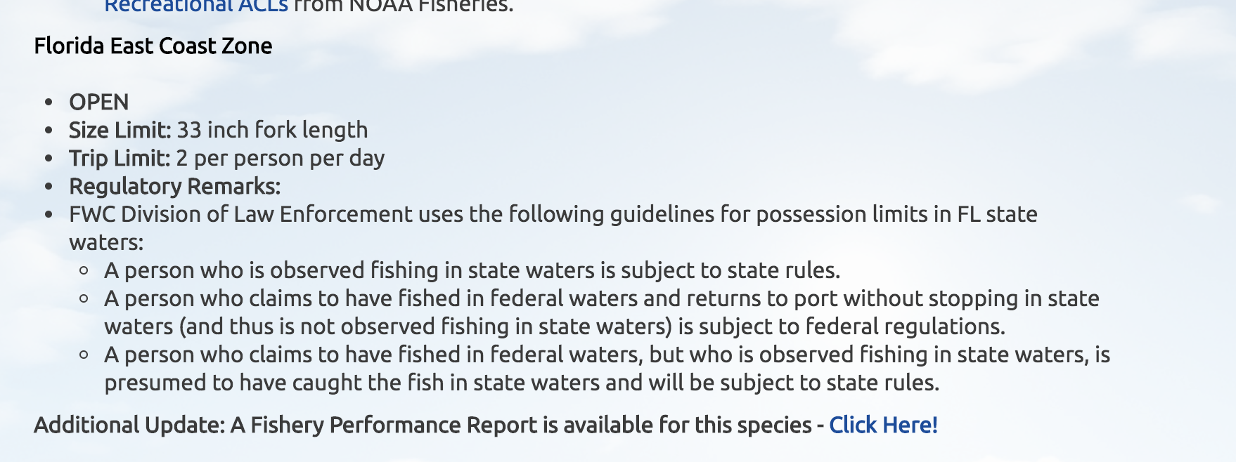 Video super fun bite of cobia quick boat limit the for Ga fishing license for senior citizens