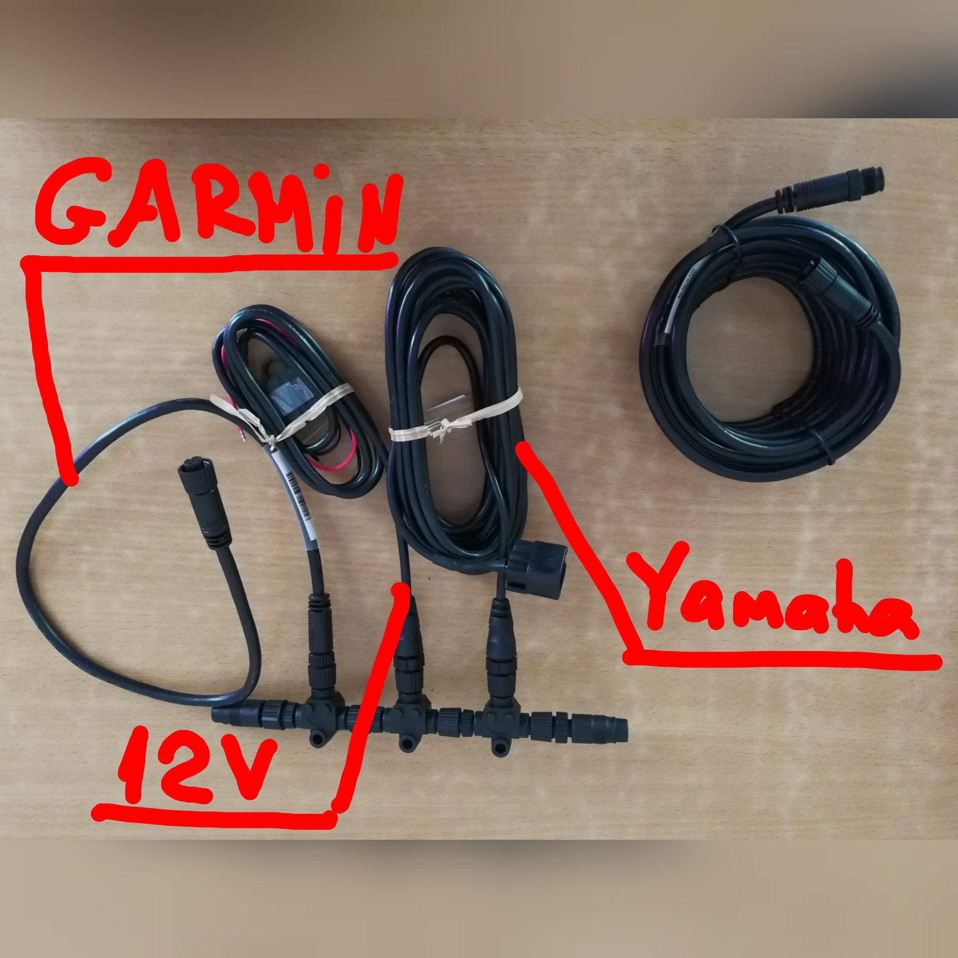 Success - Yamaha outboard direct to Garmin NMEA 2000 data