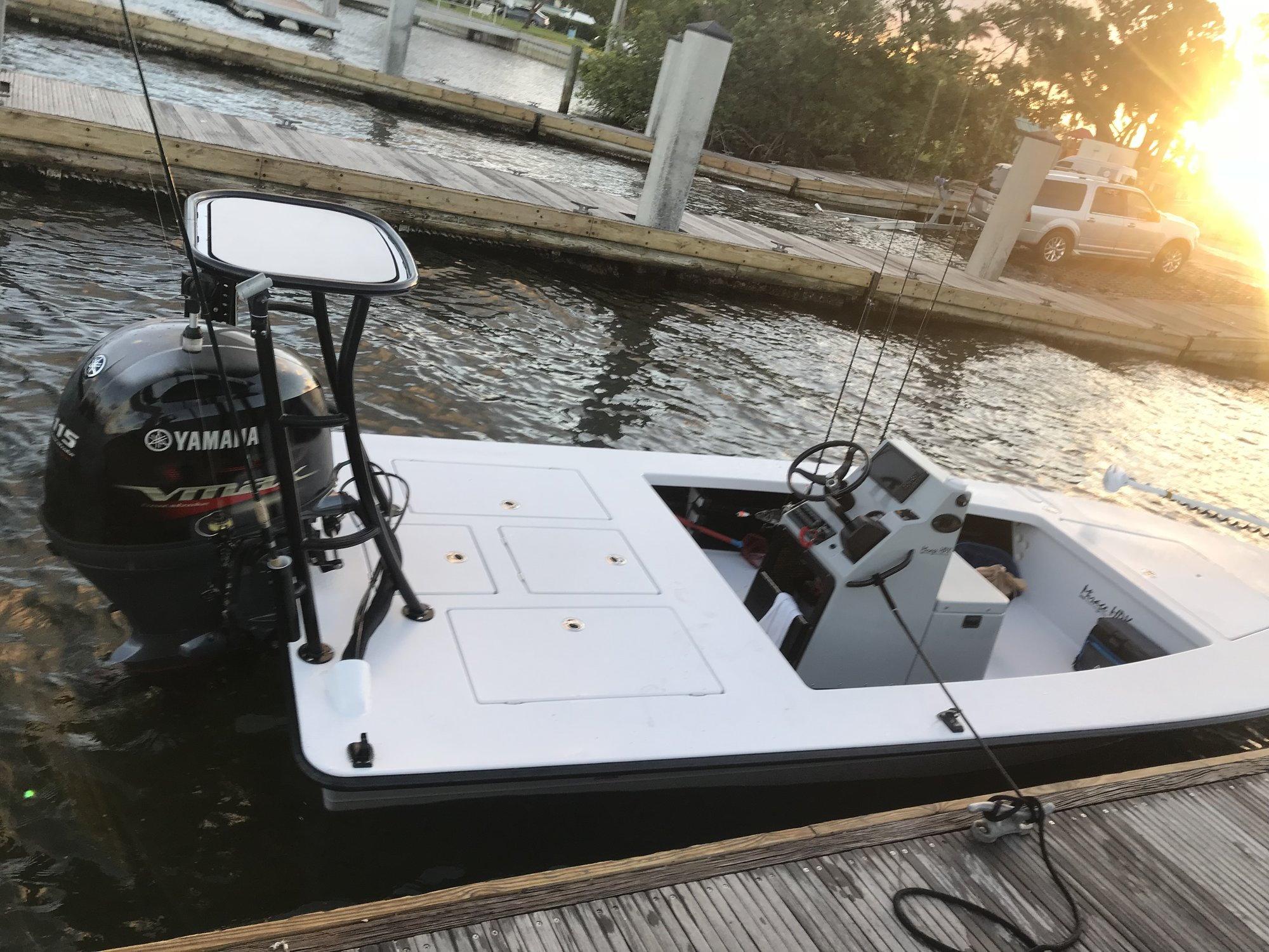 Maverick Boats For Sale >> 2012 Maverick HPX-V 18 w/ 2017 Yamaha 115 SHO 60 hours ...