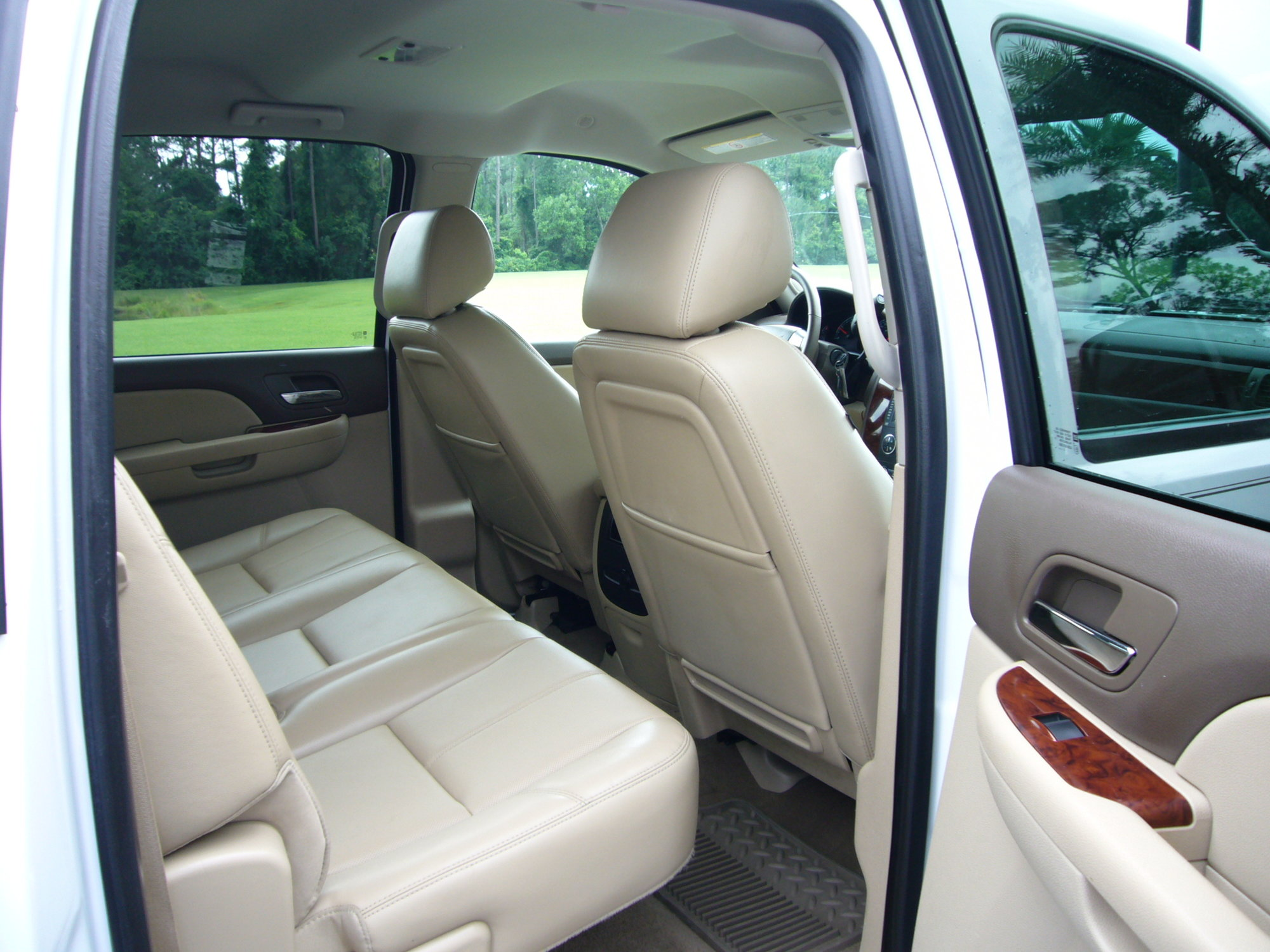 2014 Chevy Silverado Crew Cab LTZ 2500HD Duramax Diesel ...