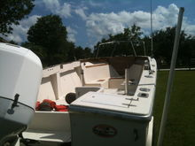 Custom seacraft