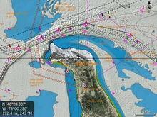 Sandy Hook on HDS7 with Platinum