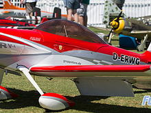 rv-4 grew up in one