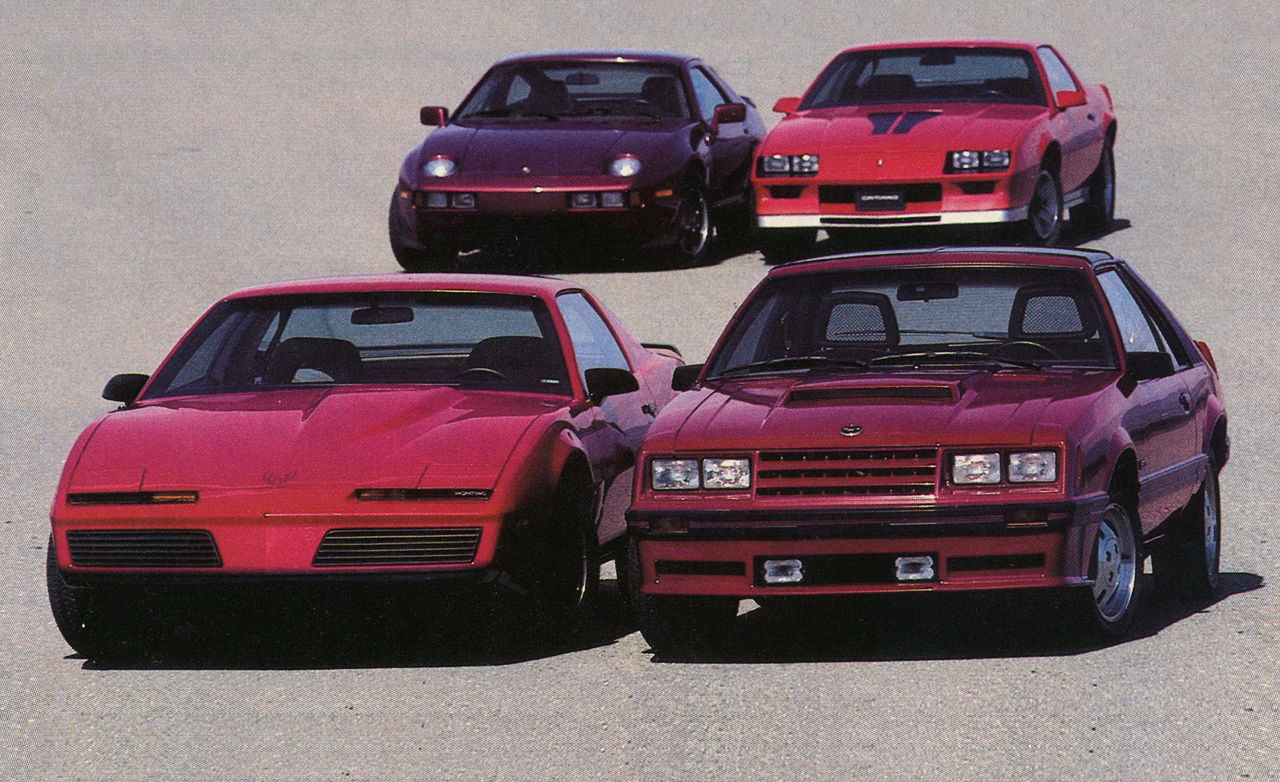 c d aug 1982 mustang gt vs z28 vs ta vs porsche 928. Black Bedroom Furniture Sets. Home Design Ideas