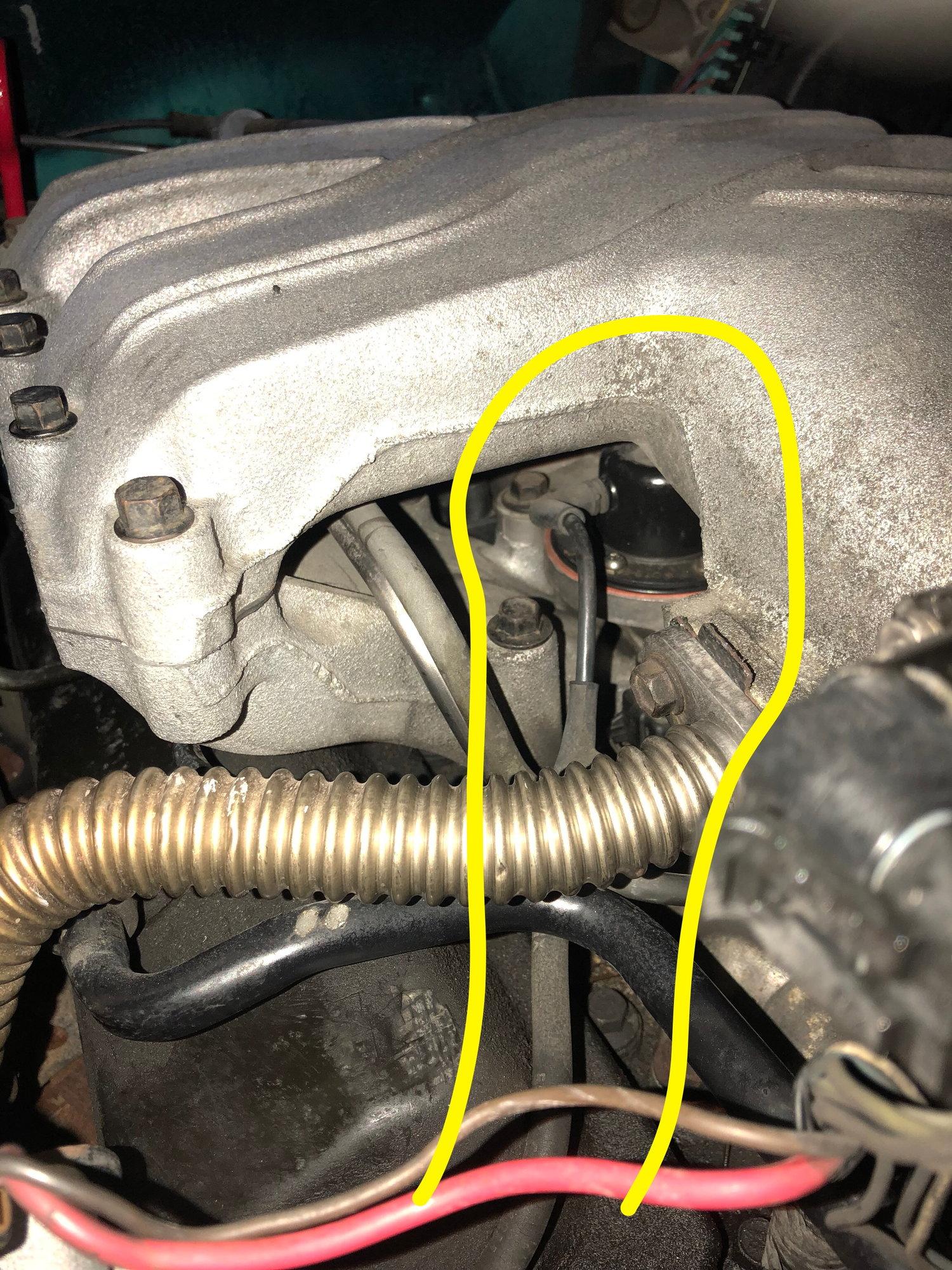 "Swishing"" sound from 1992 Camaro RS 3 1L V6? - Third"