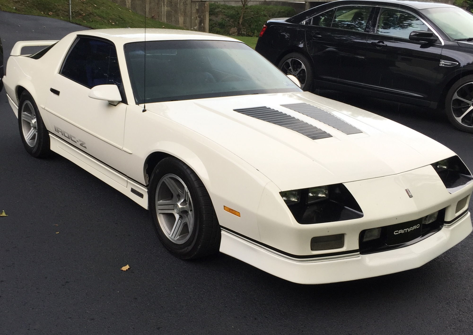 1989 Camaro Iroc Sold Third Generation F Body Message
