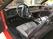 92 Camaro RS