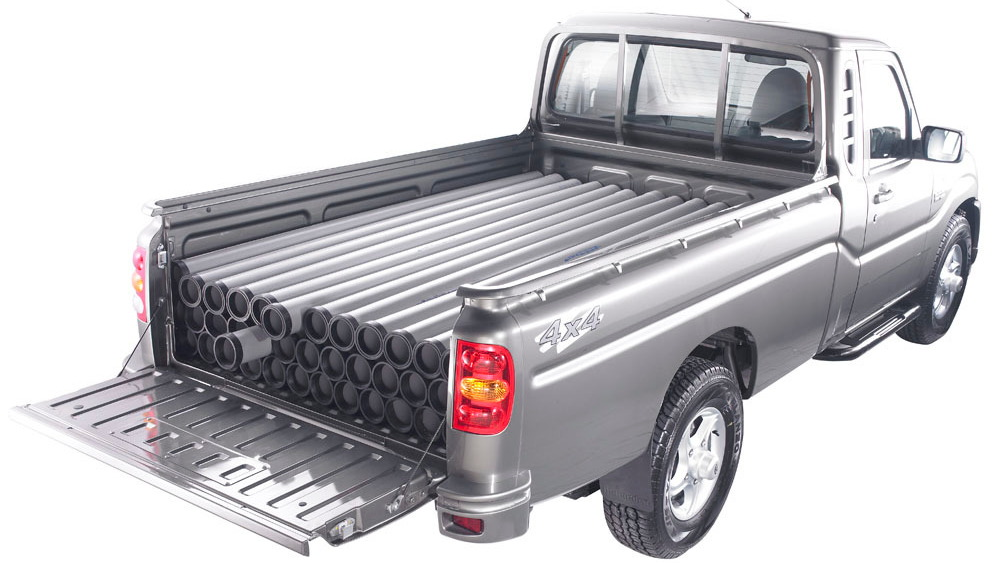 2010 Mahindra TR pickup