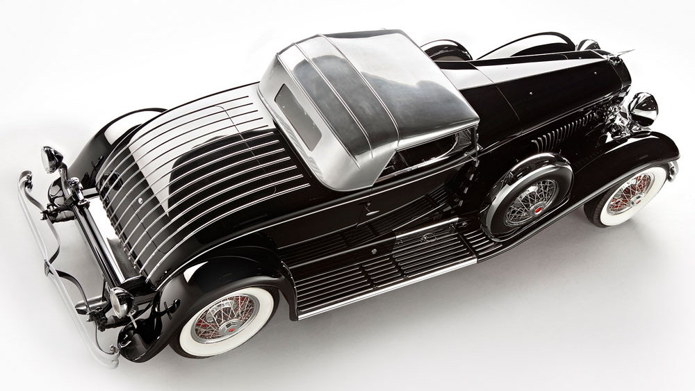 1931 Deusenberg Model J Owned By George Whittell, Jr. At Gooding & Co. Pebble Beach Auction